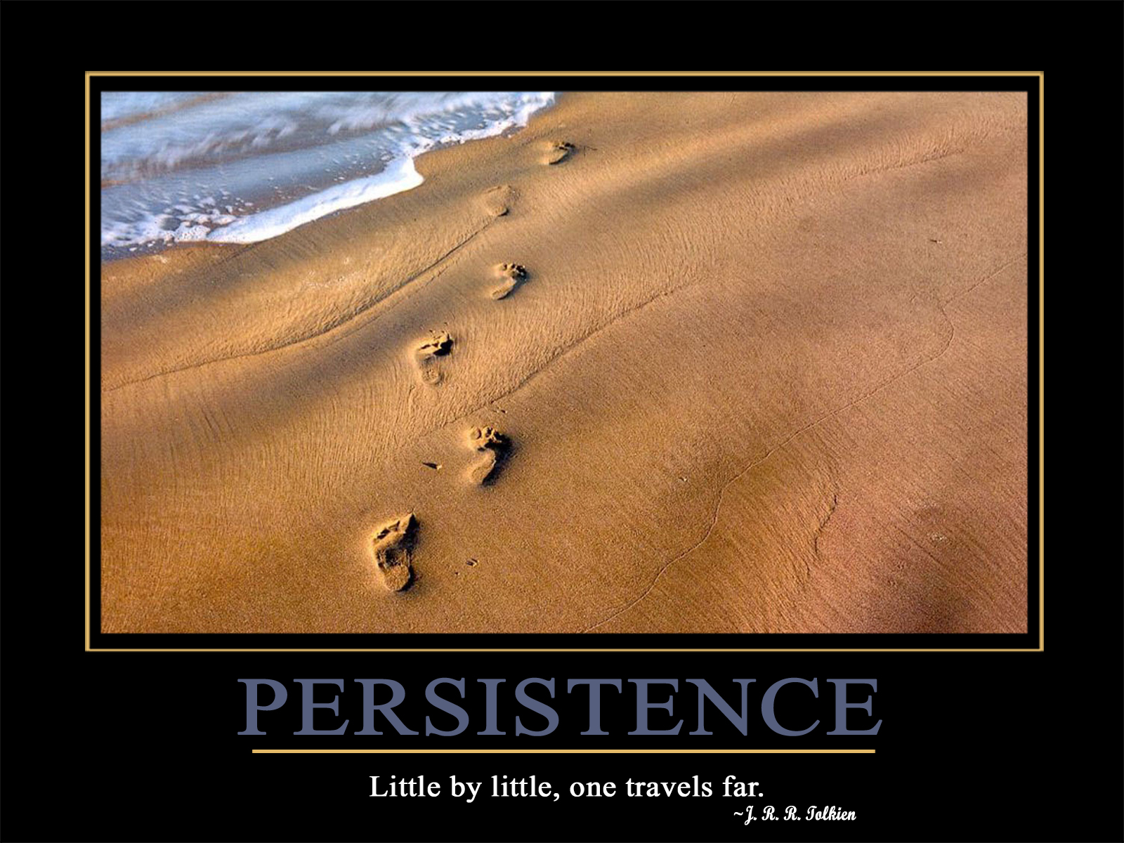 Persistence Motivational Quotes: Motivational Wallpaper